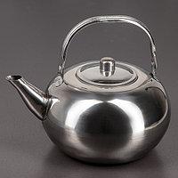 Чайник с ситом «Арес», 1,2 л