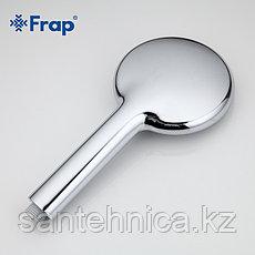 FRAP F007 Лейка д/душа 3 режима хром, фото 2