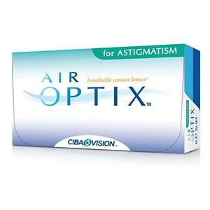 Астигматические линзы Air Optix for Astigmatism, 3шт - фото 1