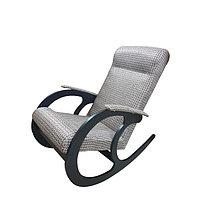 Кресло-качалка София 530х1000х850 рогожка/венге