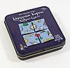 Карточная игра «Гадальные карты. Квадрат судьбы» в жестяной коробке