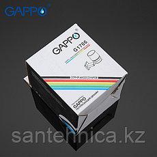 Gappo G1706 Стакан настенный для ванной стекло, фото 3
