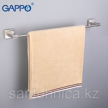 Gappo G1701 Одинарный полотенцедержатель, фото 2