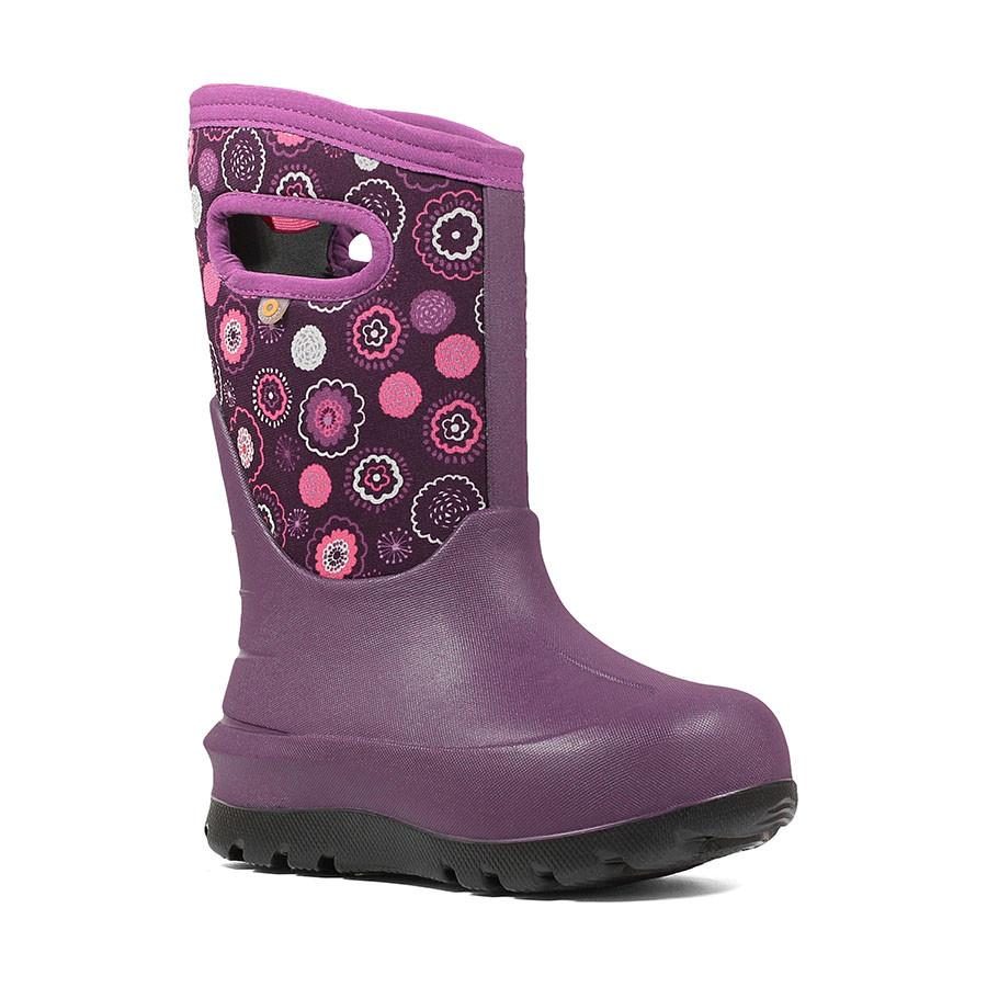 Сапоги BOGS Neo-Classic Bullseye Purple Multi