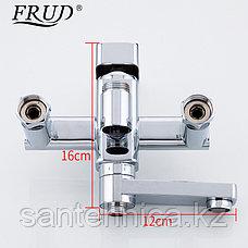 Frud R24131 Душевая стойка хром, фото 3