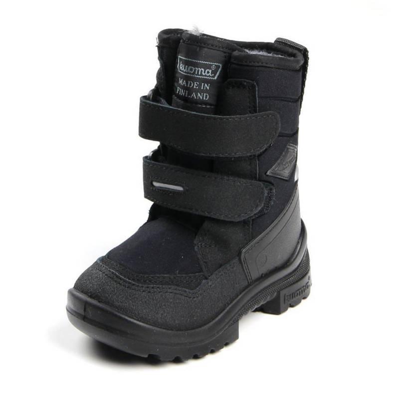 Обувь детская Crosser wool,  Black/Black