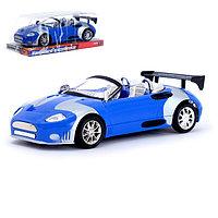 Машина инерционная «Спорт гонка», цвета МИКС