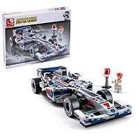 Конструктор «Формула: гоночный болид», 267 деталей