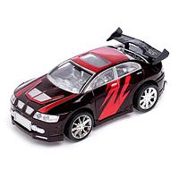 Машина инерционная «Эво-9», цвет красный
