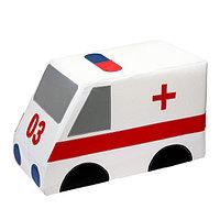 Мягкий модуль «Машина скорой помощи», МИКС