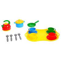 Набор посуды «Маринка», 17 предметов