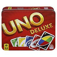 Настольная карточная игра UNO - версия люкс