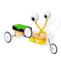 Набор для опытов «Робот Гэри», работает от батареек, в пакете