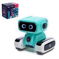 Робот интерактивный «Смарт», световые и звуковые эффекты, работает от батареек, фото 1