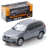 Коллекционная модель машины BMW X5, масштаб 1:32