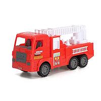 Машина инерционная «Пожарная служба», МИКС, фото 1