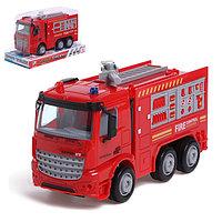 Машина инерционная «Пожарная служба», фото 1