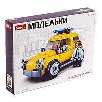 Конструктор Модельки «Ретро кар», 176 деталей