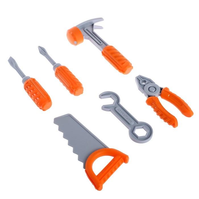 Набор инструментов «НордМастер», 6 предметов, в сетке - фото 2