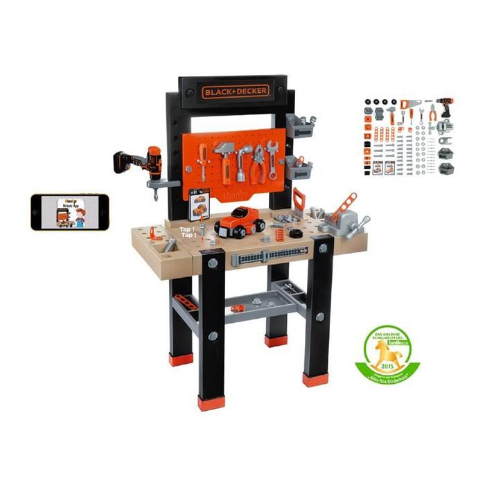 Мастерская с инструментами, 79×34×103 см
