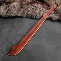 """Сувенир деревянный """"Мачете"""", 65 см, массив бука"""