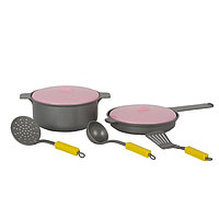 Игровой кухонный набор «Детский», 5 предметов