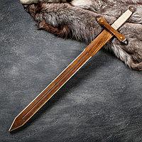 """Сувенир деревянный """"Меч Лорда"""", массив ясеня, 95 см, микс"""