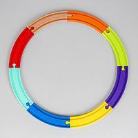 Рельсы 8 элементов 45×45×1,2 см, фото 1