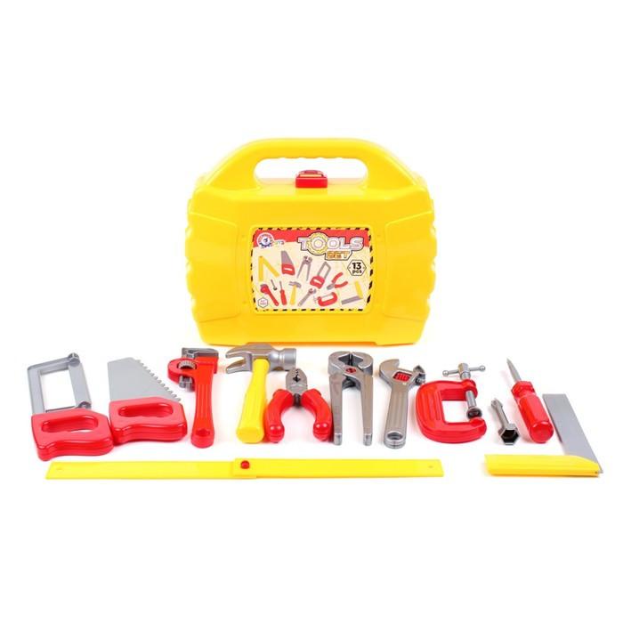 Набор инструментов в чемодане - фото 1