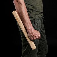 """Сувенир деревянный """"Тонфа"""" 40 см, массив ясеня, фото 1"""