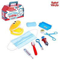 HAPPY VALLEY Игровой набор «Чистим зубки»
