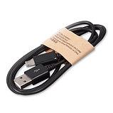 Кабель Ritmix RCC-110 MicroUSB-USB черный, фото 2