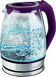 Электрический чайник Scarlett SC-EK27G45 (стекло), фото 2