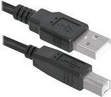 Кабель USB 2.0 Ritmix RCC-060  AM-BM, 1.8m, медный, никелированный, фото 2