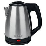 Электрический чайник Scarlett SC-EK21S25 (металл), фото 2