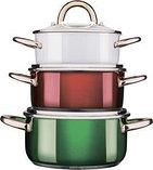 Набор посуды Verloni Вива Италия VL-ST4I6S95 (6 предметов), фото 2