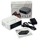 Радиочасы Ritmix RRC-818 white, фото 2