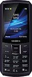 Мобильный телефон Texet TM-D328 цвет черный, фото 2