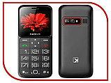 Мобильный телефон Texet TM-B226 черный-красный, фото 2