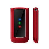 Мобильный телефон Texet TM-317 красный, фото 2