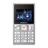 Мобильный телефон Keneksi M2 серебро, фото 3