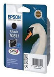 Картридж Epson C13T11114A10 (0811) R270/290/RX590_HIGH черный, фото 2