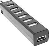 Разветвитель Defender Swift USB2.0, 7 портов HUB, фото 2