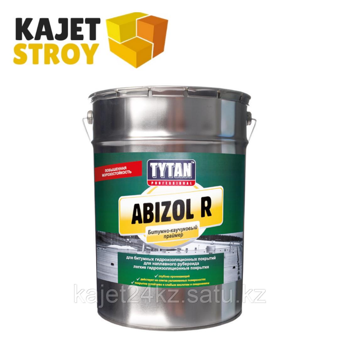 TYTAN ABIZOL R праймер битумно-каучуковый (18кг)