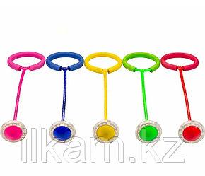 Скакалка детская, нейроскакалка , светящиеся LED скакалки, фото 2