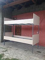 Кровать двухъярусная Комбинированная-2 без лестницы