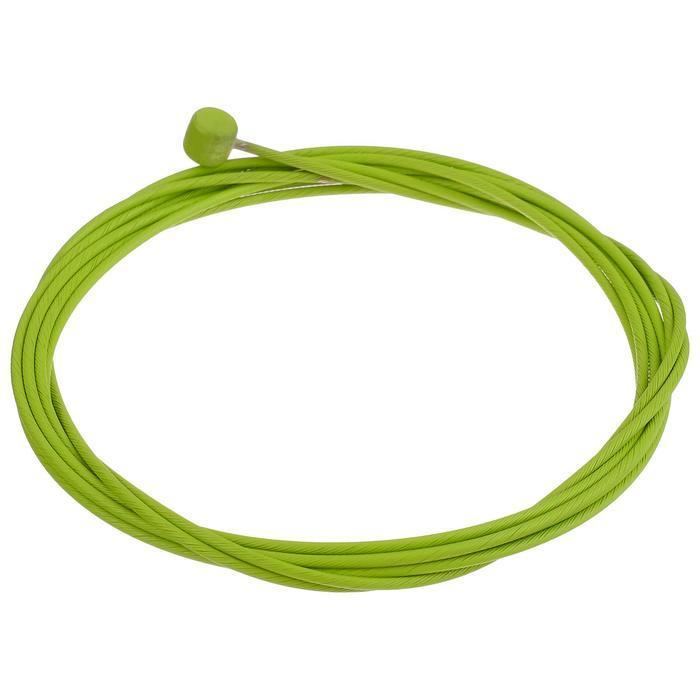 Трос Alhonga HJ-10566 Teflon 1.5mm x 2100mm 7x6, цвет зелёный