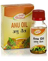 Ану оил, капли для носа (Anu tail) Shri ganga, 50мл.