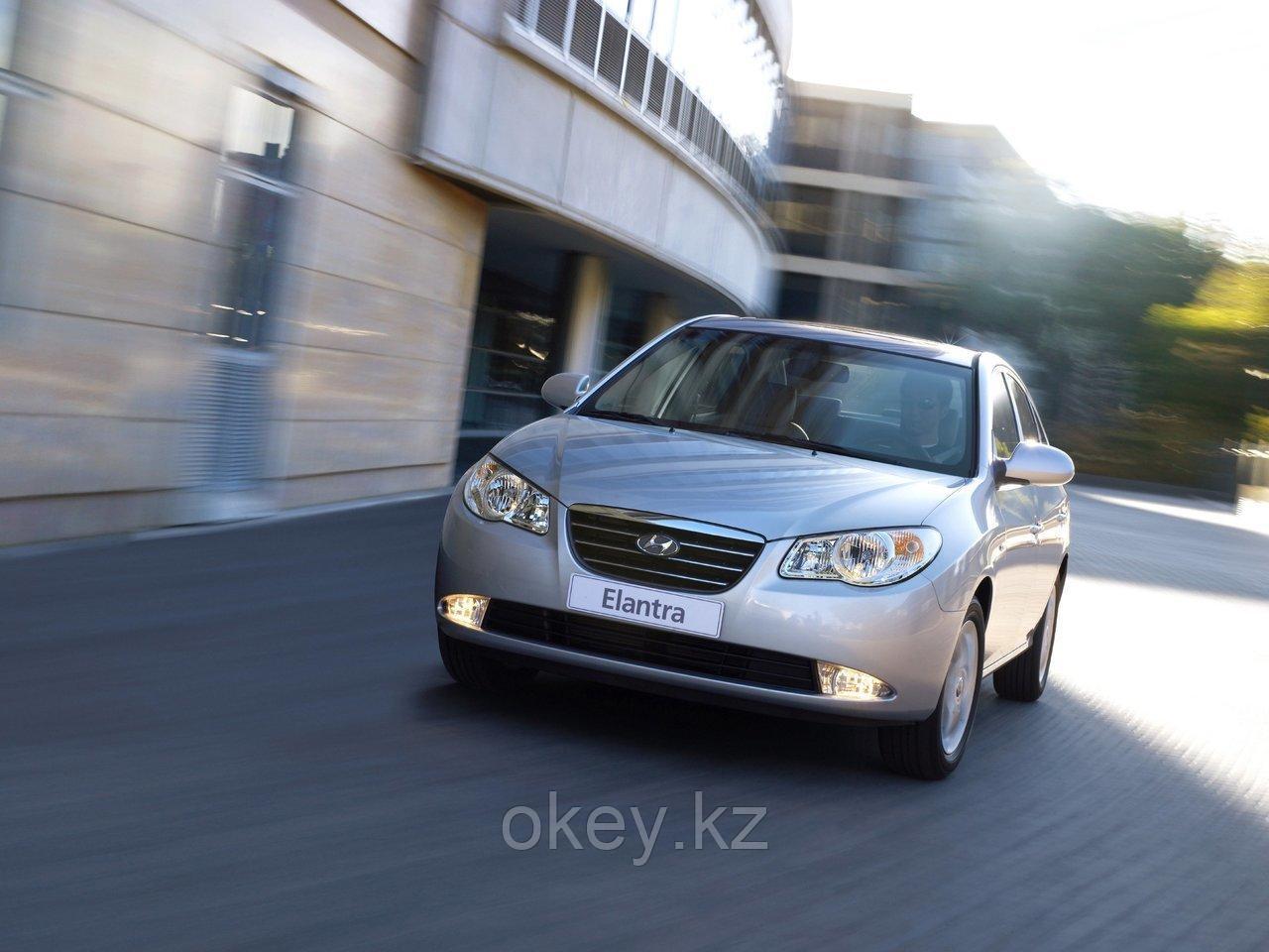 Тормозные колодки Kötl 27KT для Hyundai Elantra IV седан (HD) 2.0 CVVT, 2006-2011 года выпуска