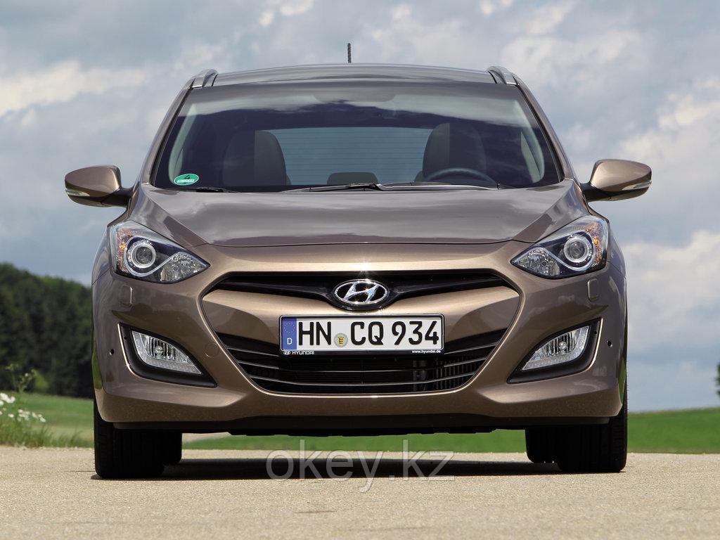 Тормозные колодки Kötl 27KT для Hyundai I30 CW II универсал (GD) 1.6 GDi, 2012-2017 года выпуска
